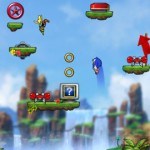 Sonic Jump for iPhone 1