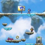 Sonic Jump for iPhone 2