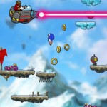 Sonic Jump for iPhone 4