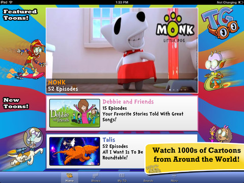 2012 app updates apps for kids digital media interactive toon goggles