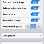 Touchpal Keyboard 4