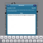 WaveCloud Reader for iPad 3