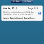 WaveCloud Reader for iPhone 4