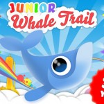 Whale Trail Junior for iPhone 1