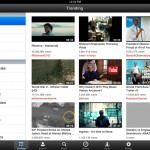 McTube Pro version 2.1 (iPad 2) - Trending