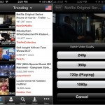 McTube Pro version 2.1 (iPhone 5) - Trending and Video Quality