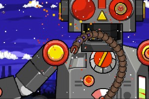 Super Mega Worm Vs Santa 2 by Deceased Pixel LLC screenshot