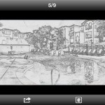 Panorama version 1.5 (iPhone 5) - Sketch