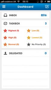 Taskbox - Mail by Taskbox screenshot