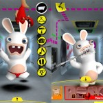 Rabbids Go Phone Again version 1.1.4 (iPhone 4) - Interact and Outfit