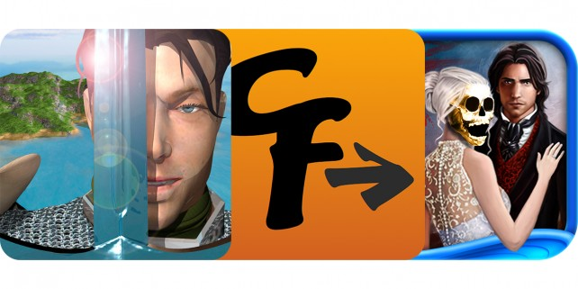 Today's Best Apps: Isles Of Min, CashForward And Dark Strokes: Sins Of The Fathers