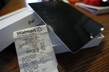 Frick's receipt