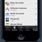 1Password for iPhone 2