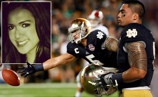 The Not So Dead Girlfriend, Te'o