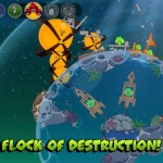 Angry Birds Space HD for iPad 3