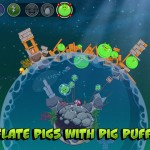 Angry Birds Space HD for iPad 5