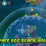Angry Birds Space for iPhone 4