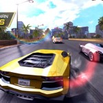 Asphalt 7 Heat for iPhone 3