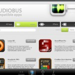 Audiobus for iPad 2