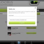 Audiobus for iPad 3