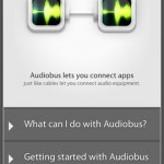 Audiobus for iPhone 4