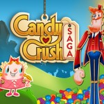 Candy Crush Saga for iPad 5