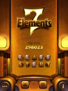 7 Elements by PunchBox Studios screenshot