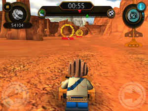 LEGO Legends of Chima: Speedorz by Warner Bros. screenshot