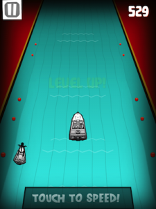 A Stickman Wave Racer by RoboNacho Systems, LLC screenshot
