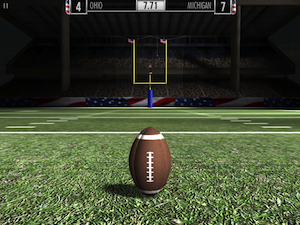 American Football: Guns & Balls by Naquatic LLC screenshot