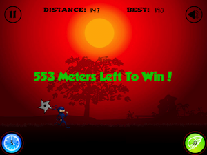 Ninja Realm Race by Psycho Bear Studios screenshot