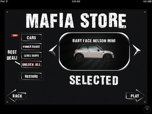 A Mafia Escape - Most Wanted Crime Theft by Cristiane Romao screenshot