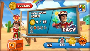 Joe Danger by Hello Games screenshot