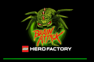 LEGO® Hero Factory Brain Attack by Amuzo Games Ltd screenshot