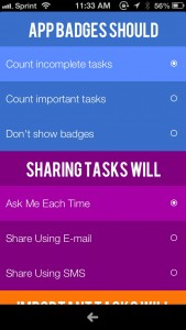 Taskable by Joel Koroniak screenshot