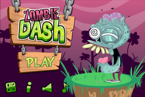 The Zombie Dash by Red Piston screenshot