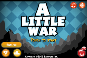 A Little War by Hwa David screenshot