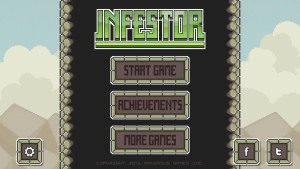 Infestor by Ravenous Games Inc. screenshot
