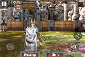 Heroes and Castles by Foursaken Media screenshot