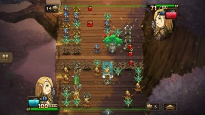 Might & Magic Clash of Heroes by Ubisoft screenshot