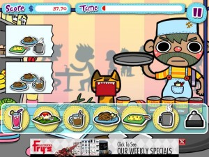 Mamak Dash HD - Crazy Kitty by Slightly Social screenshot
