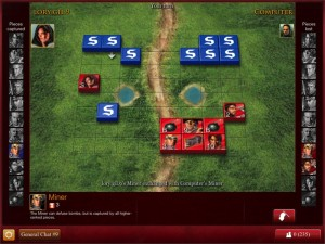 STRATEGO - Official strategy board game by Keesing Games BV screenshot