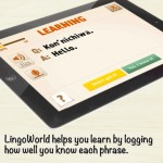 LingoWorld for iPad 2