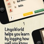 LingoWorld for iPhone 2