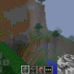 Minecraft for iPad 4