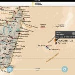 National Geographic World Atlas for iPad 4