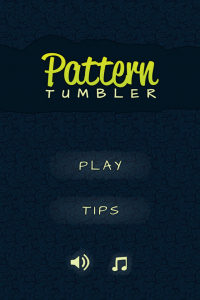 Pattern Tumbler by Alen Kralj screenshot