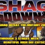 ShaqDown for iPhone 2