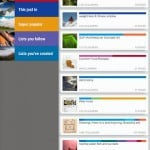 StumbleUpon for iPad 2