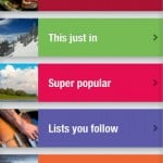 StumbleUpon for iPhone 2
